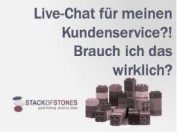 Webinar: Live-Chat für meinen Kundenservice?! Brauch ich das wirklich?