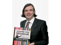 """Webinar: Interview """"Jenseits vom Mittelmaß"""" mit Top Speaker Hermann Scherer"""