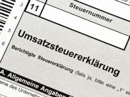 Webinar: Einführung in das Umsatzsteuerrecht - Fokus Umsatzsteuererklärung