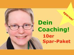 Webinar: Einzelcoaching, 10er Paket