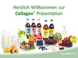 Webinar: CELLAGON - Konzepte aus der Natur !