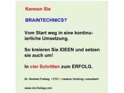 Webinar: Kennen Sie © braintechnics ?