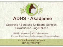 Webinar: ADHS und Ernährung