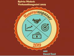 Verhandlungsziel 2019 | Mit Excel Tool