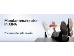 Webinar: Lukrative Mandate in XING gewinnen