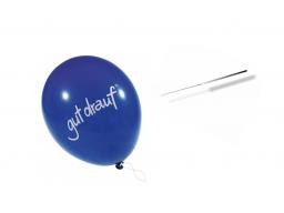 Webinar: Wie kommt die Nadel in den Luftballon - Pfiffig in Präsentationen einsteigen und nachhaltig beenden