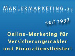 Webinar: Online-Marketing für Versicherungsmakler und Finanzdienstleister