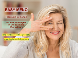 Webinar: EASY MENO - älter werden wir später