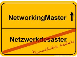 Webinar: NetworkingMaster #1: Kontaktliste reinigen