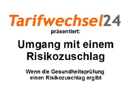 Webinar: Umgang mit einem Risikozuschlag