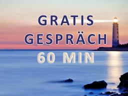 Webinar: 60 min GRATIS Gespräch