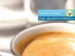 Webinar: Café-Austausch zum Webinar Burnout 12:30 bis 13:00
