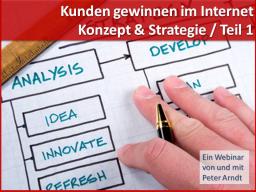 Webinar: Webinar Kompaktkurs - Teil 1 - Strategie1