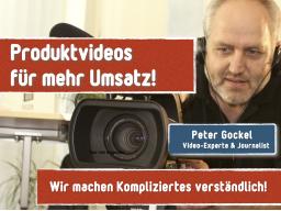 Webinar: Produktvideo für mehr Umsatz