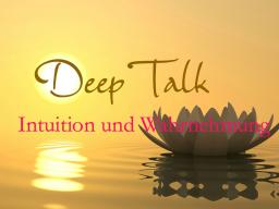 Webinar: Intuition und Wahrnehmung