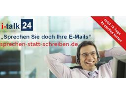 Webinar: Die neue Form des E-Mails: Sprechen statt schreiben!