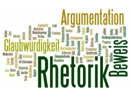 Webinar: Was ist Rhetorik