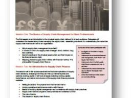 Webinar: Supply Chain test