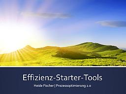 Webinar: Wie Sie Verschwendung mit den Effizienz-Starter-Tools identifizieren, quantifizieren und eliminieren!