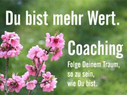 Webinar: 6 Sessions Einzelcoaching: Finde Deinen Wert!