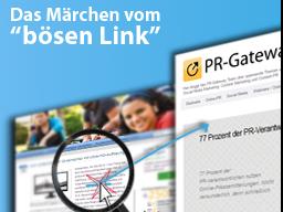 Webinar: Das Märchen vom bösen Backlink - So gelingt Ihnen der positive Einsatz von Links in der Online-PR