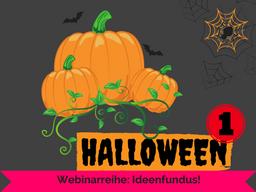 Webinar: Ideenfundus zu Halloween, Festtags-Marketing