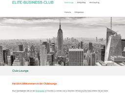 Webinar: ELITE-BUSINESS-CLUB - Topthema Expansions-Strategie - Monats-TeleTreff 10.15