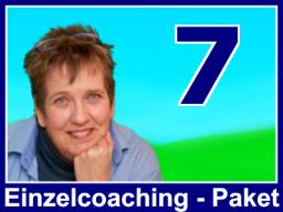 Webinar: Einzelcoaching - Paket (7 Stunden)