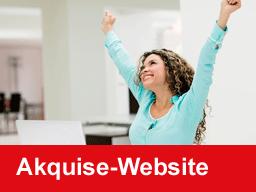 Webinar: Akquise Websites: Wie Sie Ihre Website zu einem Top-Verkäufer machen!