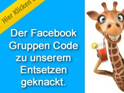 Webinar: Der Facebook Gruppen Code zu unserem Entsetzen aufgedeckt