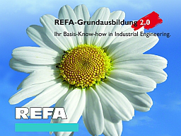 Webinar: REFA-Grundausbildung 2.0 - Der Weg zum REFA-Arbeitsorganisator