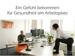 Webinar: Kostenfreies Webinar - Körperhaltungswechsel am Schreibtisch