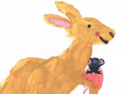 """Webinar: Autorenlesung """"Die kleine Maus - kommt auf die Welt"""""""