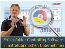 Webinar: Controlling Software Erfolgsfaktor im Mittelstand