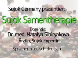 Webinar: Sujok Samentherapie, Teil I von III