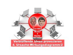Webinar: winTRIZ Starter Modul 4 - Ursachen-Wirkungs-Diagramm (UWD+)