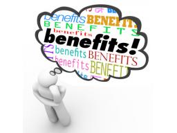 Webinar: Vorteil-/Nutzenargumentation im Verkauf. Nur wenn der Interessent seinen Nutzen erkennt, kauft er.