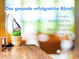 Webinar: Mehr Power und Erfolg im Büro/HomeOffice