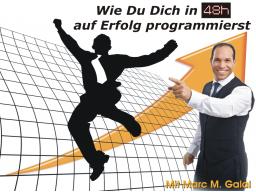 Webinar: Wie Du dich in 48 Stunden auf Erfolg programmierst!