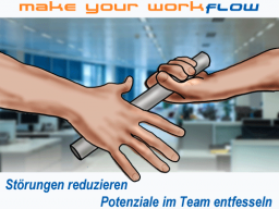 Webinar: Lean Office / Lean Administration: Kaizen in Büro + Wissensarbeit - Effizienz und Potenziale im Team entfesseln