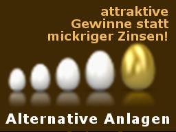 Webinar: Alternative Anlageformen