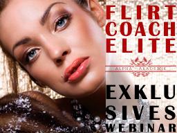 Webinar: Markus Dan's Flirt Coach Elite - Wie Sie sich als Trainer im Hochpreissegment etablieren ... und Kunden ohne Ende bekommen.