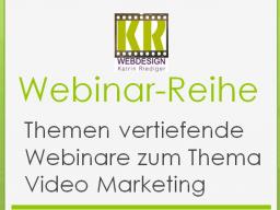 Webinar: Einbau von Intro und Abspann bei Videos
