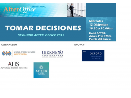 Webinar: After Office con el World Trade Center MVD
