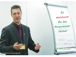 Webinar: Dr. Martin Emrich - So meisterst Du das Assessment Center