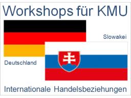 Webinar: Deutschland - Slowakei | Handelsbeziehungen, Anbahnung, Entwicklung, Optimierung