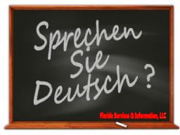 Course in German, Sprachkurs Deutsch