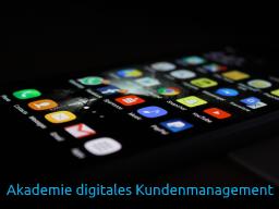 Kundenmanagement mit dem Smartphone