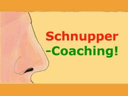 kostenfreies Social Media-Coaching, Einzelcoaching