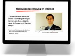Webinar: Neukundengewinnung im Internet für KMU